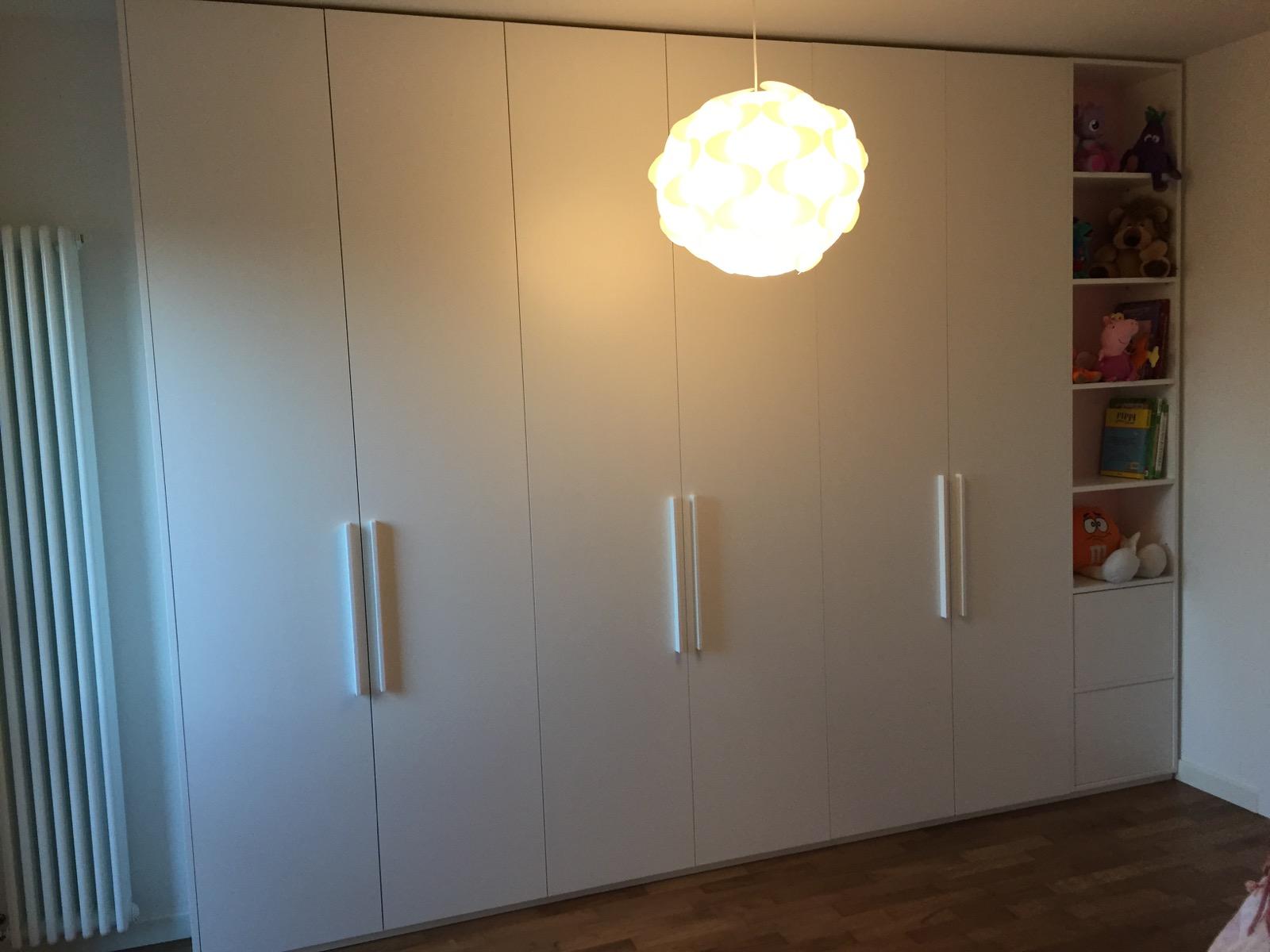Appartamento a modena conti arredamenti arredamenti for Arredamenti per interni
