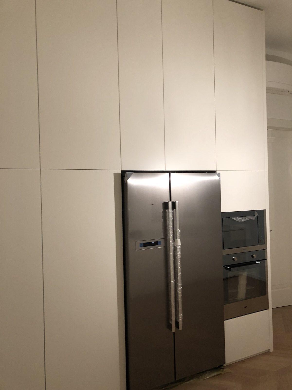 Appartamento via murri conti arredamenti arredamenti for Arredamenti per interni